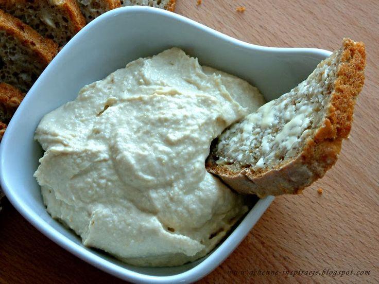 Hummus czyli pasta z ciecierzycy !