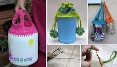bolsos de sachet de leche - Buscar con Google