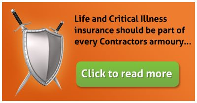 Don't neglect your Life Insurance needs, take advantage of 12 months free cover for new parents - http://www.contractormoney.com/news/life-and-critical-illness-insurance-should-be-part-of-every-contractors-armoury
