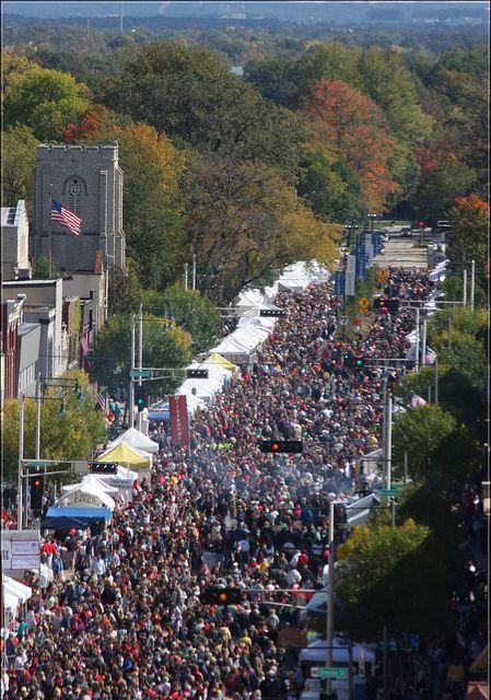 Octoberfest - Appleton, WI. http://livedan330.com/2015/11/05/the-fox-cities-area-is-full-of-surprises/