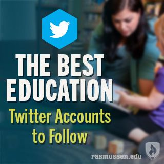 33 Education Twitter Accounts You Should Be Following - blog post #education #ece #twitter
