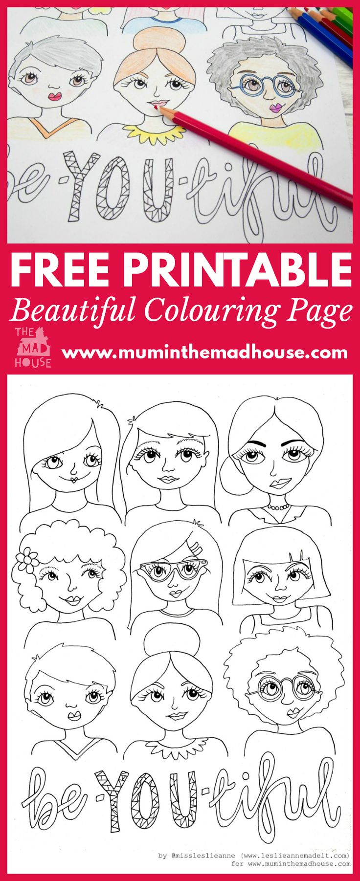 Free printable coloring pages for adults only free printable coloring pages for adults only 41 - Free Be Beautiful Colouring Page Free Colouring Pagesrandom Drawingsadult