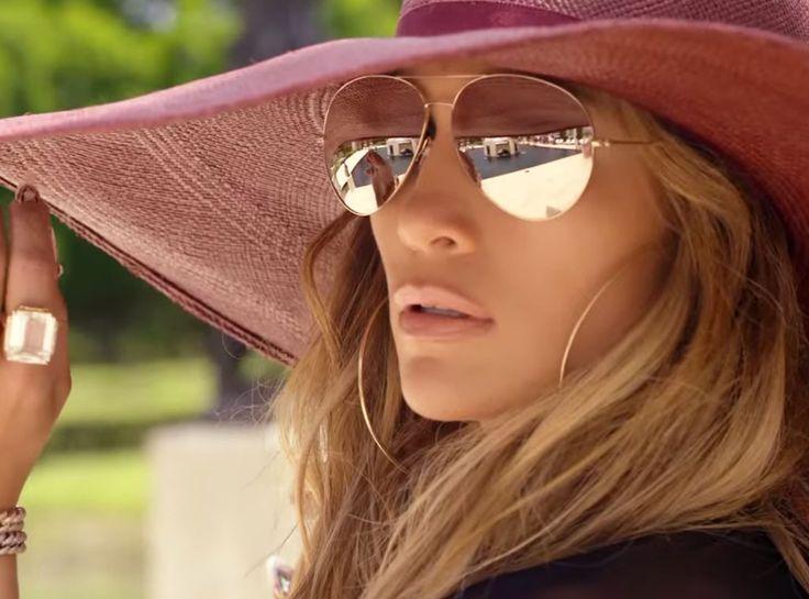 Jennifer Lopez From Stars Sunglasses Style Eyewear