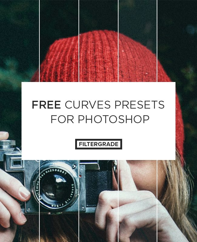 free curves presets