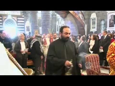 THE GENOCIDE OF CHRISTIANS IN SYRIA