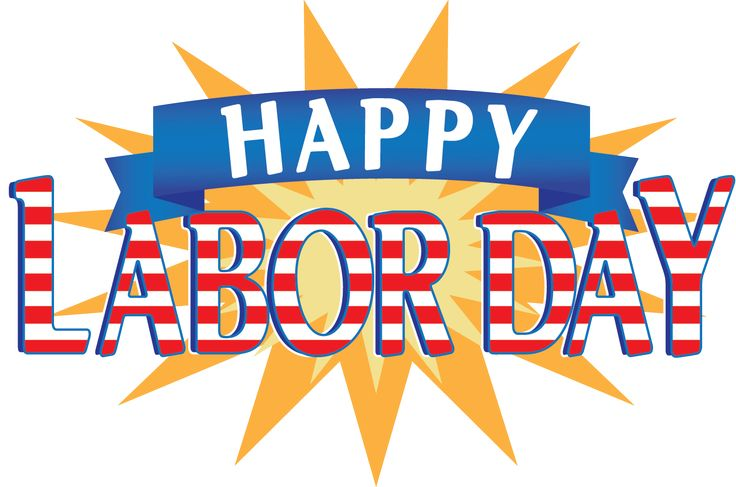Hey there, Labor Day is here and we're going to share Labor Day Clip Art PNG with you. As you all know the day is celebrated on the first Monday of Septembe
