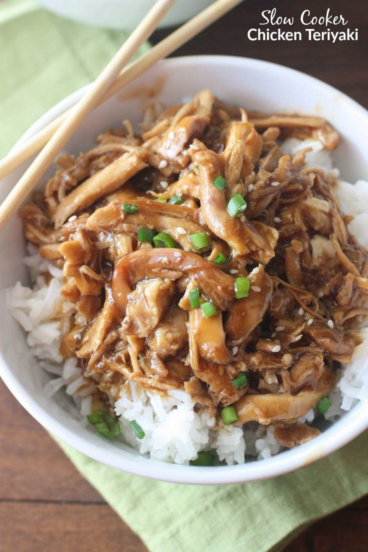 It's MONDAY and I'm here to deliver the EASIEST slow cooker meal for your family–Slow Cooker Chicken Teriyaki!Do you know what I really love? I love not having to nag my kids to eat when we're sitting down for dinner. Both of my kids are generally good eaters (they eat everything you see on my...Read More »