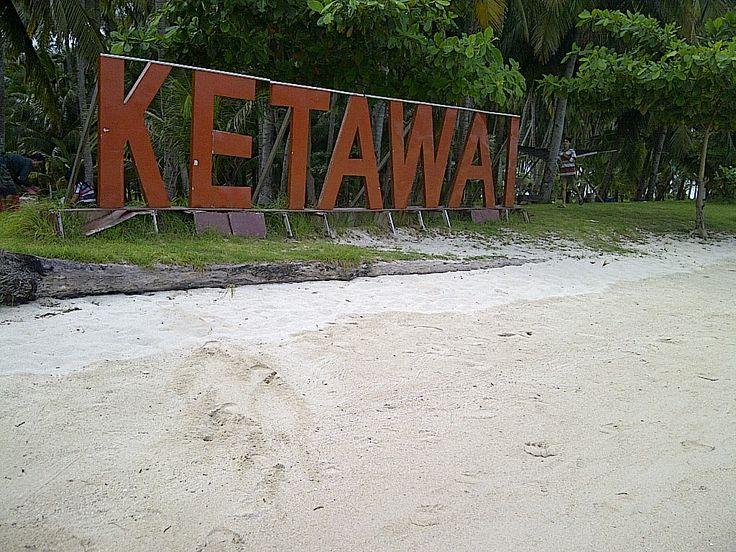ketawai island