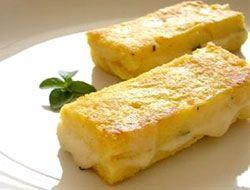 Polenta con formaggio e burro al forno - Antipasti - Portale Nordest