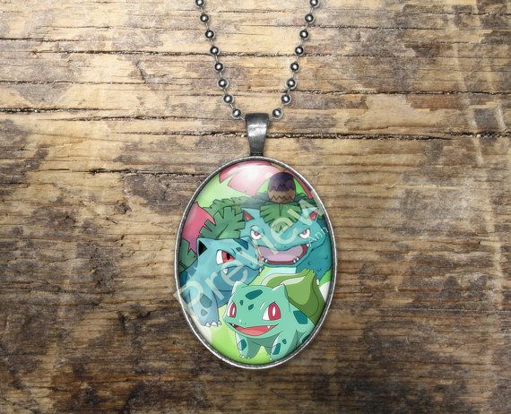 Bulbasaur Ivysaur Venusaur Pokemon Evolution by PokemonyByAnn