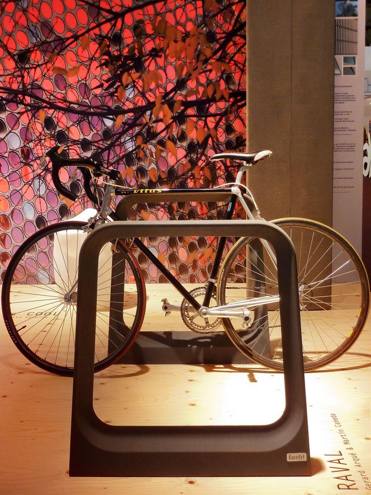 RAVAL Bike rack in Slimconcrete