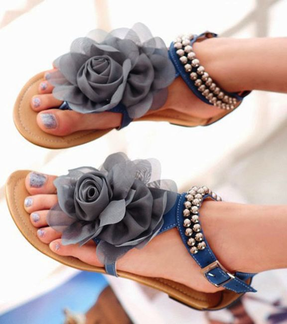 Carlos By Carlos Santana Shoes Flora Flat Sandals