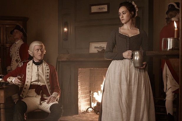 'Turn': Get a Sneak Peek at AMC's Revolutionary War Spy ...