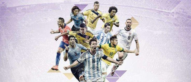 Copa America 2016 kick Off Times