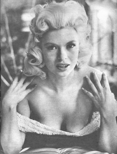107 best images about miss jayne mansfield on pinterest for How old was jayne mansfield when she died