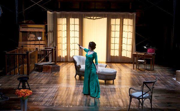 A Review of 'Hedda Gabler' at Hartford Stage - NYTimes.com