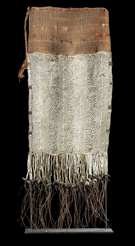 Papua New Guinea | Admirality Island | Dance apron