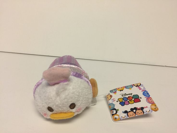 Disney Store Japan Valentine 2017 Donald Mini Tsum Plush New with Tags