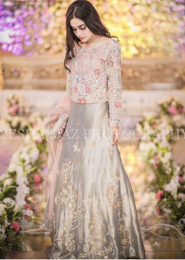 Pakistani Wedding Dresses For Groom Sister