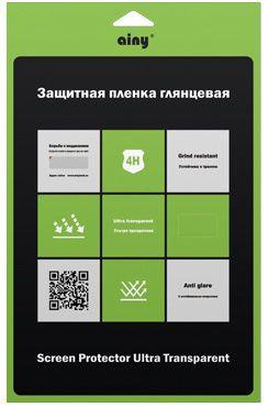 Ainy AC-A129 - глянцевая защитная пленка для Apple iPad Mini 4 http://iphone-plus.ru/index.php?route=product/product&product_id=33710  Price:  590.00 р.Глянцевая защитная пленка