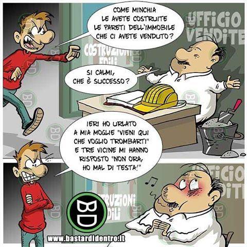 #immobili in #classe A. #risparmioenergetico #bastardidentro www.bastardidentro.it