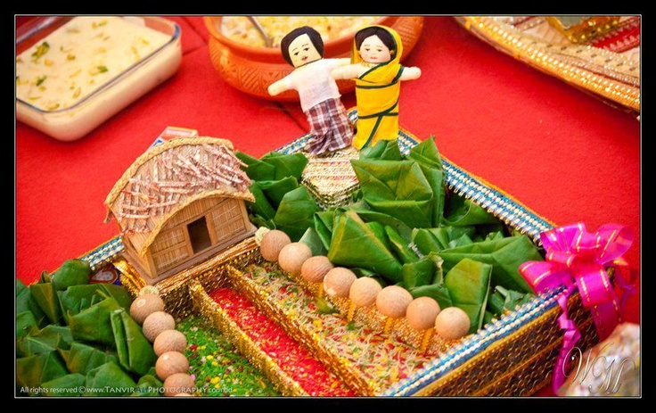 "another tradition: to serve ""paan"" at the ceremonies"