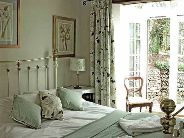 Your bedroom with french doors leading in to your for Irish bedroom designs