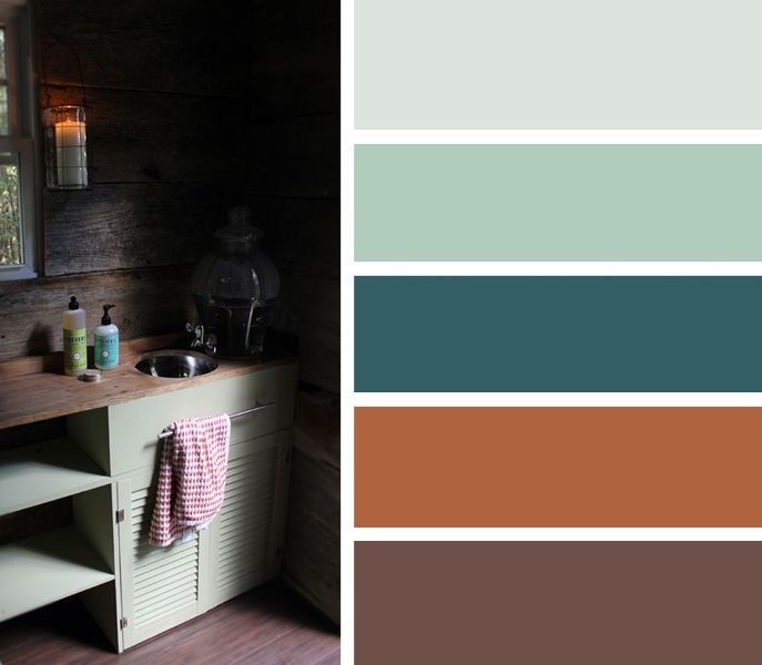Cabin Color Palette By Event 29 Fall Wedding