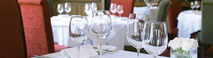 The MacDonald Randolph  Pre-theatre menu: Two courses & a glass of wine £23.95