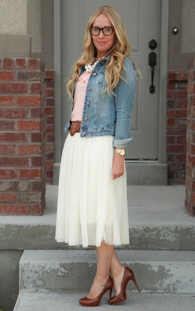 Tulle and Denim