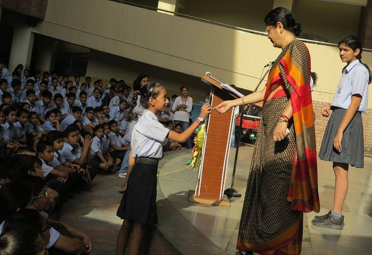 During our special assemblies, we attempt to highlight the important festivals and national holidays observed around our country. So, with Dr. Ambedkar Jayanti around the corner, the students of class X-B took it upon themselves to mark the occasion with a special show. The students presented a quiz, speech and skit based on the life of Dr. B.R. Ambedkar.