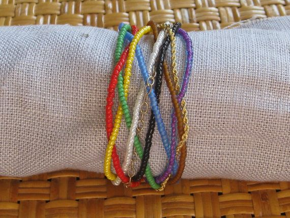 Weaver's Bracelet inspired by Deborah Harkness's All Souls Trilogy, at etsy