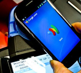 Google Wallet - Don't leave home without it.