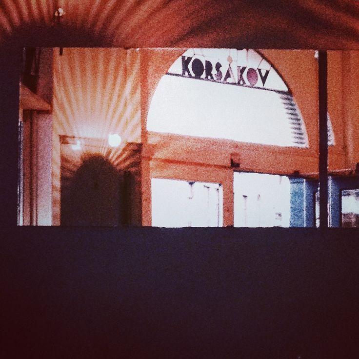 Korsakov (Taken with iPhone4S)