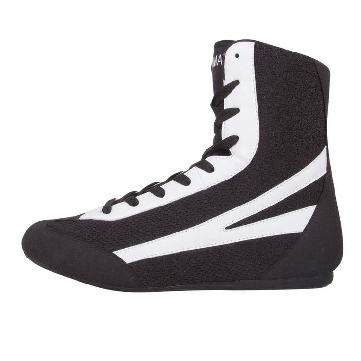 Nouvelles chaussures de boxe anglaise Fuji Mae excellent rapport qualité prix 49,90 euros.