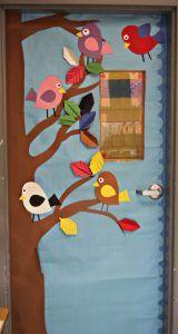 bird-classroom-door-decorations-ideas