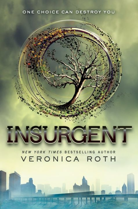 Novel Of The Week: Insurgent by Veronica Roth on http://theteenytinytoutfaire.blogspot.it/2014/08/novel-of-week-insurgent-by-veronica-roth.html