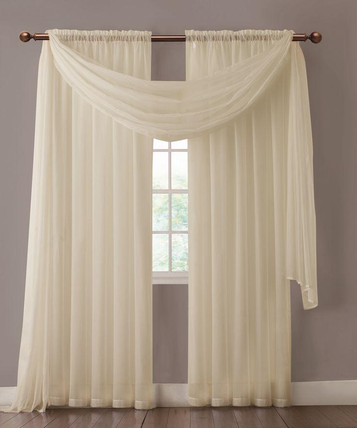 25+ Best Ideas About Half Window Curtains On Pinterest