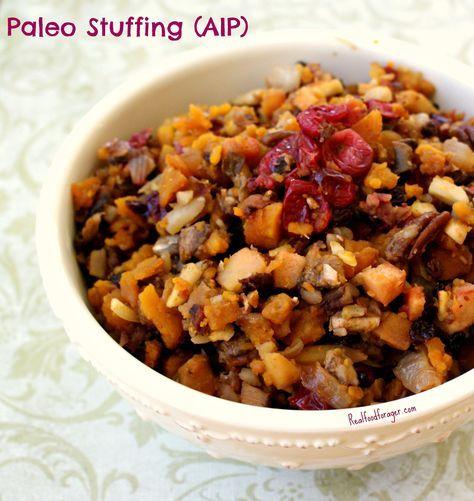 Recipe: Paleo Stuffing (AIP, SCD, GAPS) post image