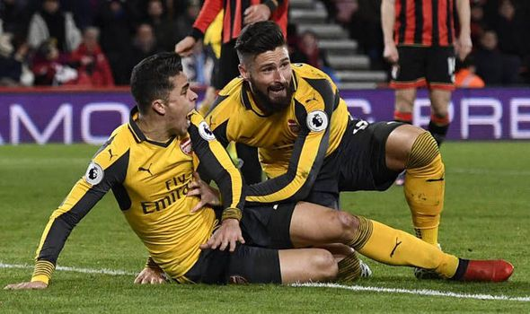 Five things we learned about Arsenal after stunning comeback against Bournemouth   via Arsenal FC - Latest news gossip and videos http://ift.tt/2iAK6Lj  Arsenal FC - Latest news gossip and videos IFTTT