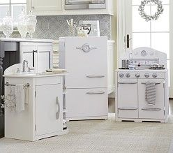 Simply White Retro Kitchen Collection