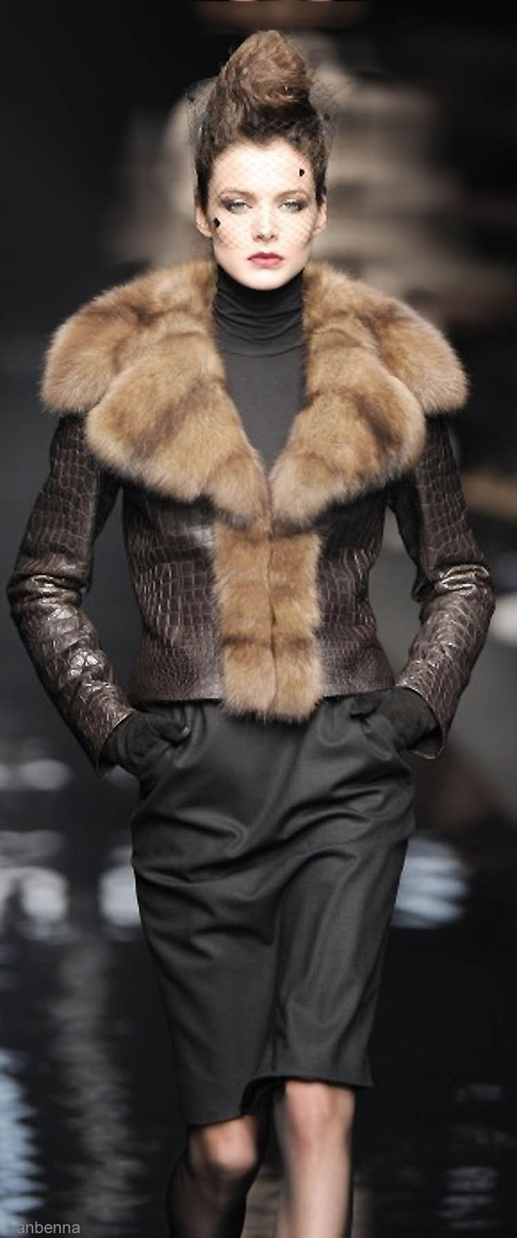 Valentin Yudashkin...wear with trousers!