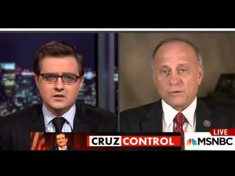 Rep. Steve King on Muslim Refugees: 'They Bring With Them Shariah Law … It's Incompatible With Americanism' | Video | TheBlaze.com
