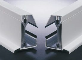 Standard Self Supporting End Glazing Bar