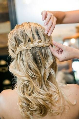 Beauty Inspiration: 25 Braided Wedding   Hairstyles (I like numbers 16 and 19)
