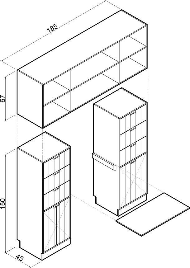 Hágalo Usted Mismo - ¿Cómo hacer un ropero escritorio infantil para el dormitorio?