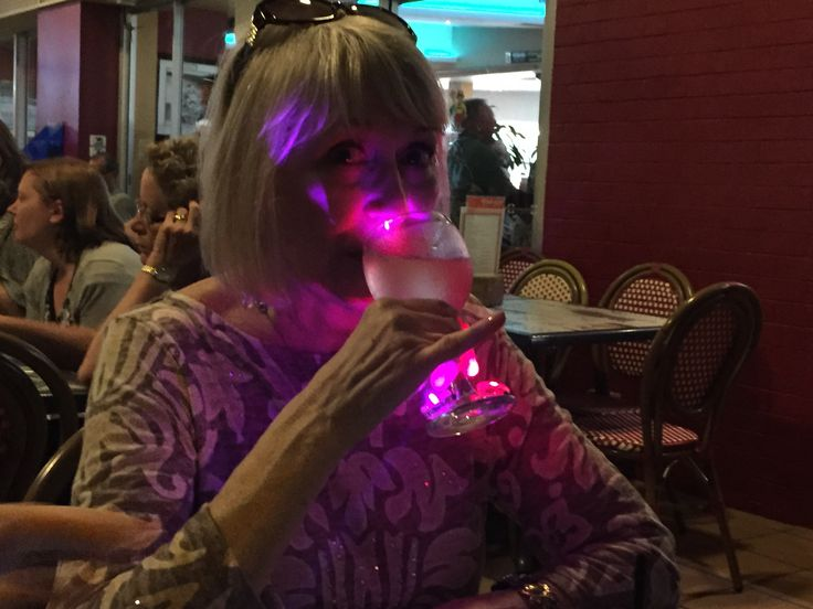 Jan Iiams enjoying a Sparkly Wine with Party Dots®  #PartyDotsForSmiles