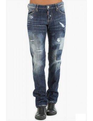 Dsquared jeans parches   regular fit