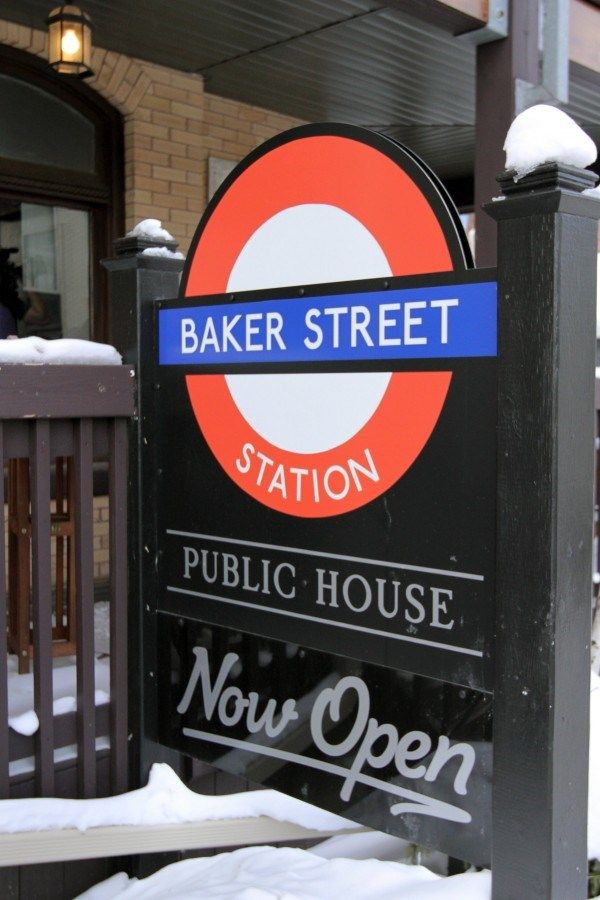 Baker Street Station Public House