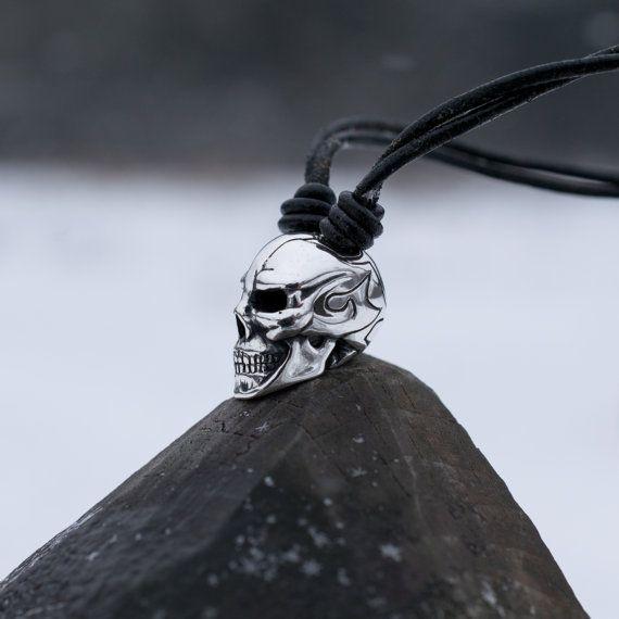 Diabolus Skull by ElionDesign.etsy.com